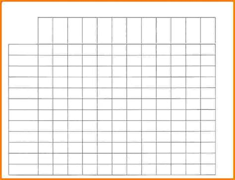 blank chart template blank hundred chart eduplace com