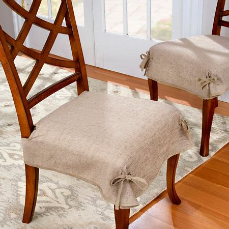 dining table seat covers chenille dining chair seat covers set of 2 improvements