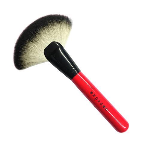 Kosmetik Makeup 12pcs Brush Makeup by Exposed Cosmetics Deluxe Fan Brush 12pcs Mirage