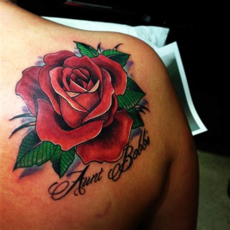 rose memorial tattoos 1000 ideas about purple tattoos on
