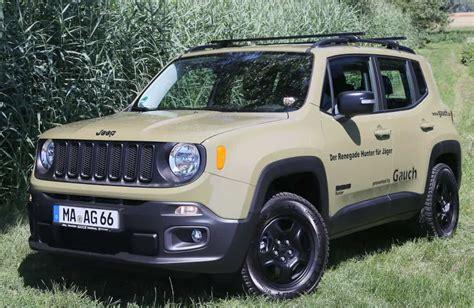 Auto Gauch Mannheim by Jeep Renegade Autozeitung24