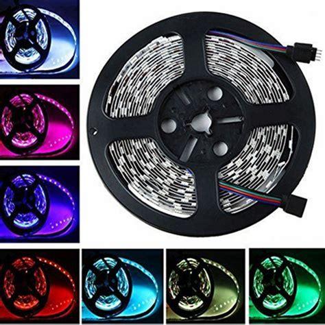 4 led strip light 0 5 1 2 3 4 5m led strip light 5050 smd rgb led tape not