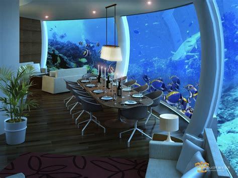 fiji underwater rooms comfortable dining set at poseidon underwater hotel http lanewstalk luxury poseidon