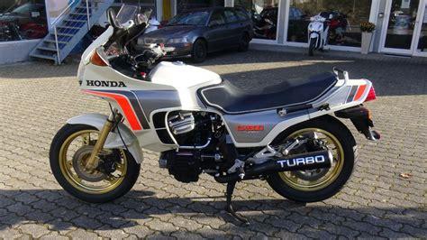 Motorrad Honda Turbo by Motorrad Oldtimer Kaufen Honda Cx 500 Turbo Hlr 2 Rad