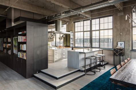 Seattle Kitchen Design by Todo Sobre El Loft Lofts De Dise 241 O Y Estilos De Lofts