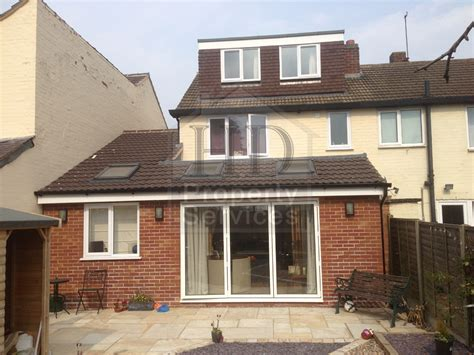 Single Floor Extension by Before And After Photos Of A Single Storey Extension With