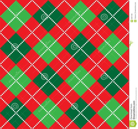 christmas argyle pattern royalty  stock images image
