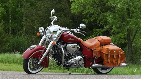Indian Motorrad Fahrbericht by Indian Chief Und Indian Chieftain Im Fahrbericht