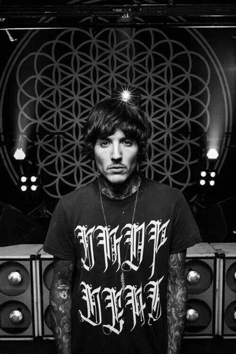 drop dead tattoo 1000 ideas about oliver sykes on bring me the