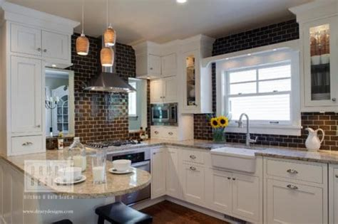 pass through ideas kitchen move stove microwave and add a small kitchen redesign making the most of a small