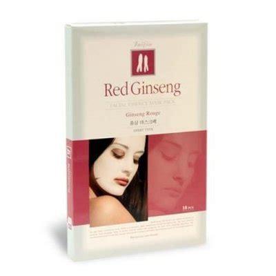 Ginseng Per Ons faifia gezichtsmaskers sunstar
