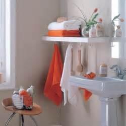 shelving for small bathrooms ideas para organizar ba 241 os peque 241 os