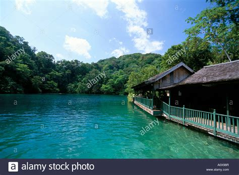 port antonio jamaica blue lagoon port antonio jamaica west indies central
