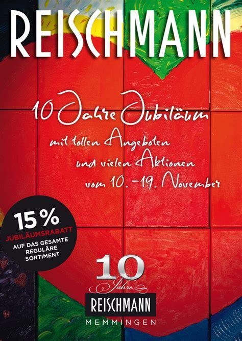 10 jahre reischmann in memmingen fashion magazin