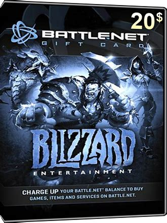 buy battlenet card battle net giftcard 20 usd mmoga - Battle Net 20 Usd Gift Card