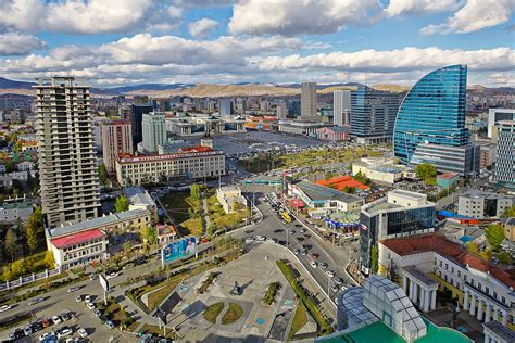 Square Meter by The 10 Most Beautiful Spots In Mongolia