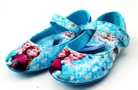 Sepatu Roda Lipat payung frozen pernak pernik frozen