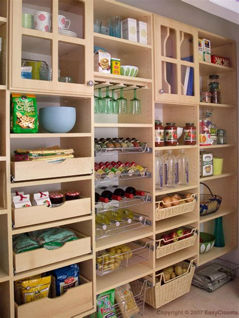 pantry ideas for simple kitchen designs storage organization and design ideas for storage in the kitchen