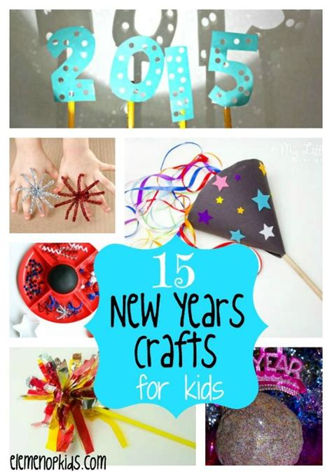 years crafts 17 best ideas about new year s 2015 on new