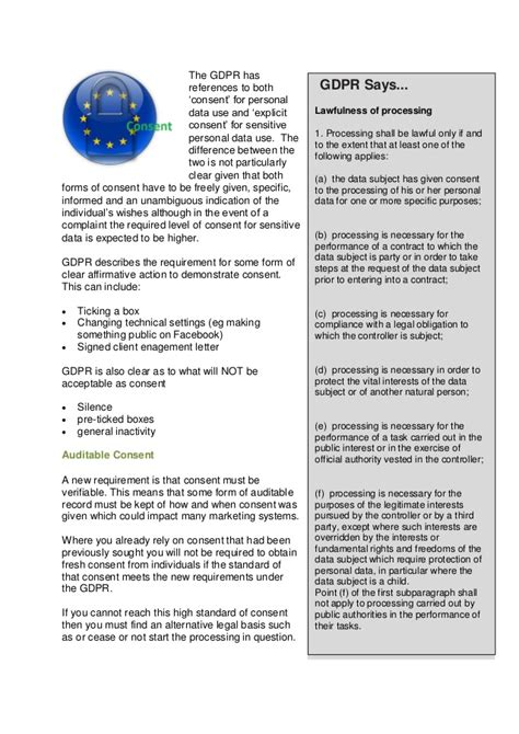 The Essential Guide To Gdpr Gdpr Contract Template