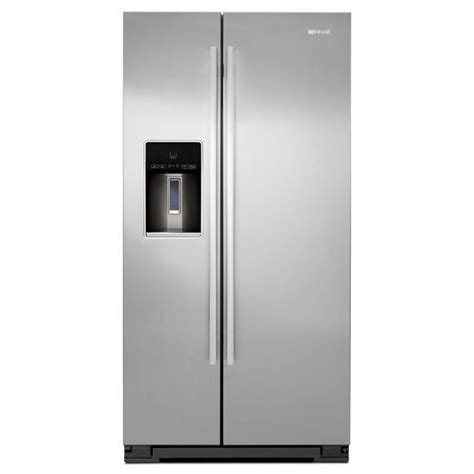 Countertop Depth Fridge by 72 Counter Depth Freestanding Refrigerator Jenn Air