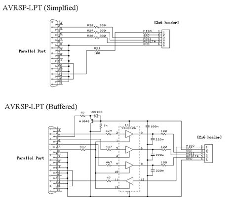 avr pin diagram wiring diagram usb to serial port wiring diagram schemes
