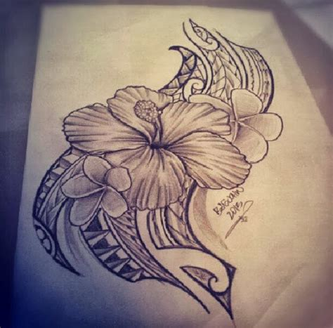 hawaiian tribal tattoos designs