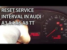 resetting windows on audi tt 1000 images about how to reset service reminder indicator