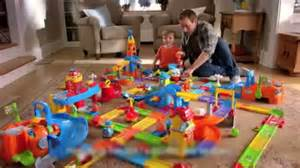 Train Table Sets Vtech Baby Toot Toot Drivers Train Station Youtube