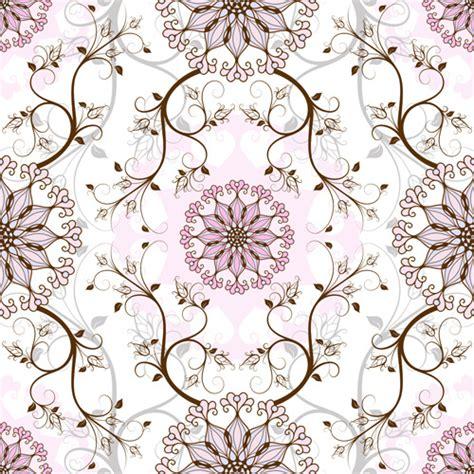 pattern elegance vector download elegant floral seamless pattern vector graphic free vector