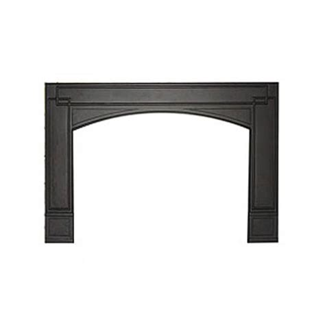 Cast Iron Fireplace Parts by Napoleon Black Arched Cast Iron Gas Fireplace Insert