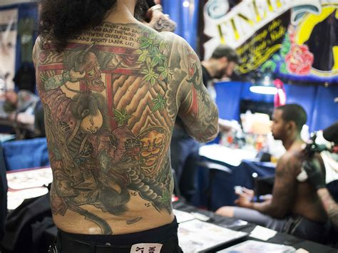 tattoo convention 2015 photos from the new york convention 2015 fineline