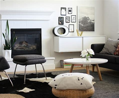 chambre noir et blanche chambre et blanche signification des couleurs et