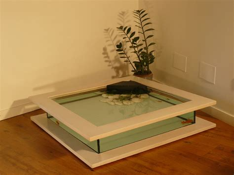 Terrarium Table plans d eau d interieur