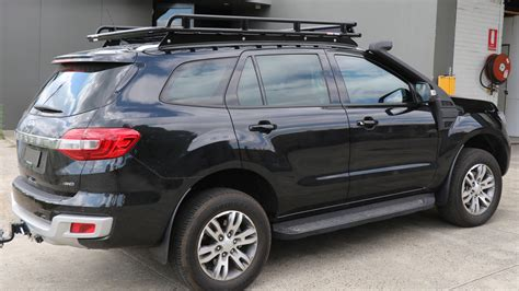 Ford Roof Rack by Ford Everest Roof Racks