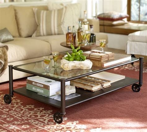 pottery barn coffee table robert coffee table pottery barn living room