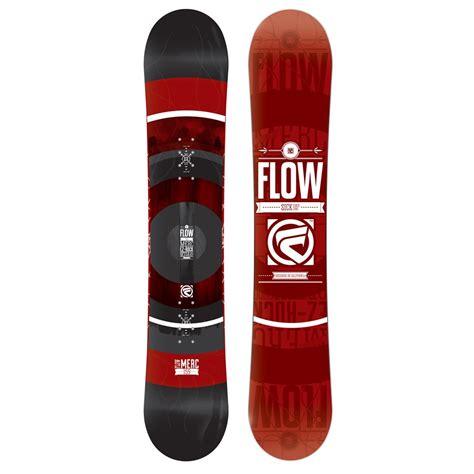 At Black Flow flow merc black snowboard 2015 evo outlet