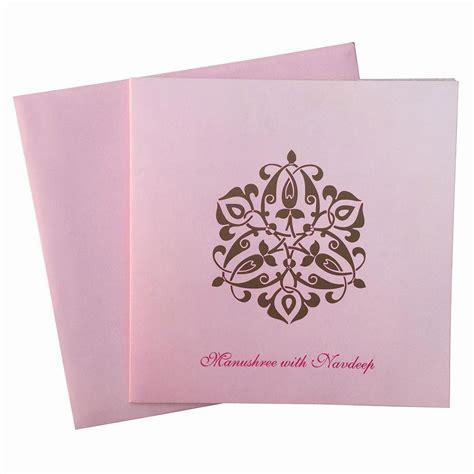 Wedding Card Us by Indian Wedding Cards Us 1564
