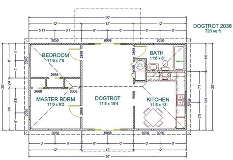 3 bedroom dog trot house plan 92318mx architectural modern dog trot house plans