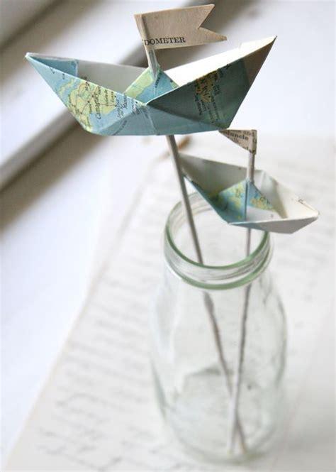 bootje decoratie hoe vouw je een papieren bootje tutorial
