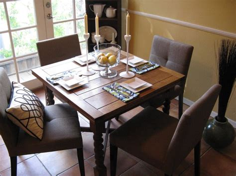 modern dining table setting ideas modern place setting on