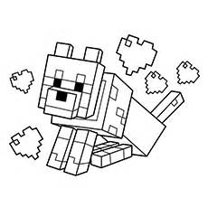 minecraft free coloring pages on art coloring pages