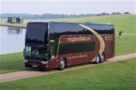 Megabus Sleeper Service by Megabus Discontinues Luxury Sleepercoach Service