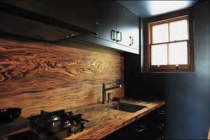 wood kitchen backsplash 50 kitchen backsplash ideas
