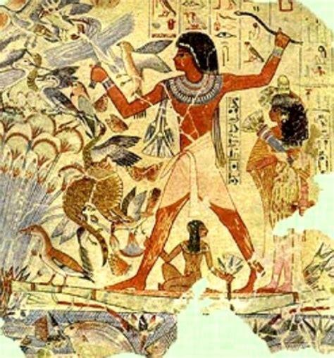alimentazione degli egizi oche piccioni quaglie e pellicani con le relative uova