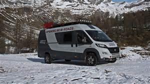 Fiat ducato 4x4 expedition stellt sich immer neuen herausforderungen