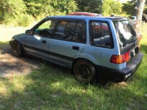 1990 honda civic wagon turbo for sale photos technical
