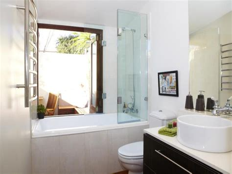 Modern Bathroom Windows Modern Bathroom Design With Bi Fold Windows Using Glass Bathroom Photo 525141