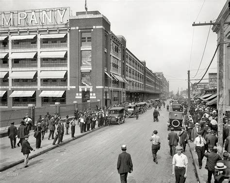 shorpy saturday ford factory 1916 the spine