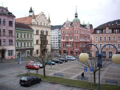 decin tschechien markt zu decin bild hotel ceska koruna decin